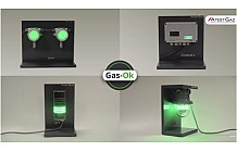 Sigma Gas - Gas Safety System - demonstration of basic functionalities.