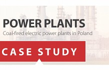 Coal-fired electric power plants - Case Study